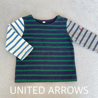 ユナイテッドアローズ(UNITED ARROWS)のUNITED ARROWS ♡ 85ボーダーロンT(Tシャツ)