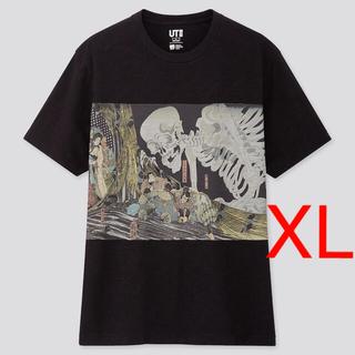 UNIQLO - 【新品未使用】 UNIQLO ユニクロ 江戸浮世絵 UT 歌川 国芳 Tシャツ