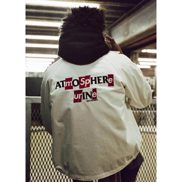 Supreme(シュプリーム)のsupreme ANTIHERO TWILL JK  ツイルジャケット アンタイ メンズのジャケット/アウター(ブルゾン)の商品写真