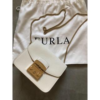 Furla - FURLA フルラ メトロポリス ホワイトショルダー
