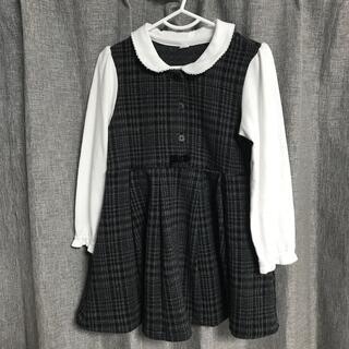 ニシマツヤ(西松屋)のフォーマル 女の子 110  ワンピース(ドレス/フォーマル)