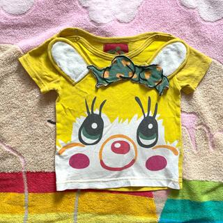 グラグラ(GrandGround)のグラグラ★うさぎさんTシャツ(Tシャツ)