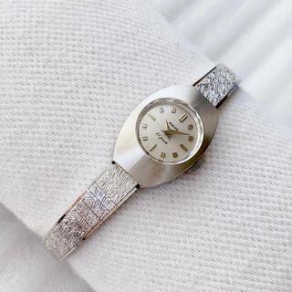 ラドー(RADO)のビンテージ RADO レディース手巻き腕時計 稼動品(腕時計)