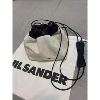 Jil Sander - JIL SANDER ドローストリングバッグ 巾着バッグ