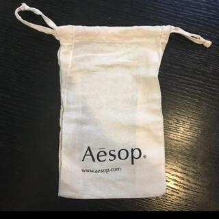 Aesop - Aesop イソップ  ショップ袋 巾着 ポーチ