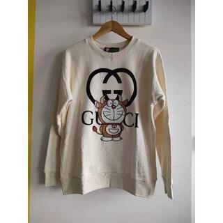 Gucci - 【DORAEMON x GUCCI】 コットン スウェットシャツ