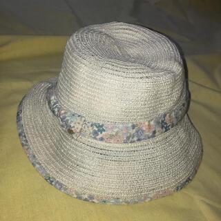 クミキョク(kumikyoku(組曲))の組曲女児夏用帽子 未使用(帽子)