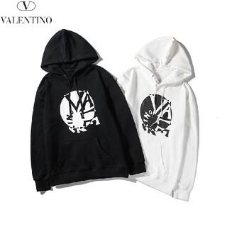 VALENTINO - ★11800円2枚 ヴァレンティノVALENTINOパーカー#9