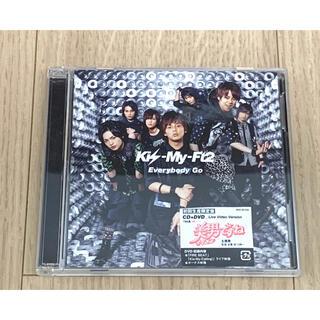 キスマイフットツー(Kis-My-Ft2)のキスマイ Kis-My-Ft2  CDアルバム 初回限定盤 DVD付き(ポップス/ロック(邦楽))