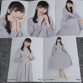 エヌジーティーフォーティーエイト(NGT48)の藤崎未夢 個別生写真 2021.3 vol.2(アイドルグッズ)