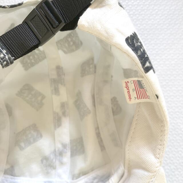 Supreme(シュプリーム)のsupremeキャップ メンズの帽子(キャップ)の商品写真