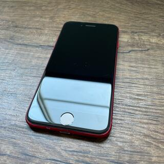 iPhone - iPhone 8 64G レッド SIMフリー 美品