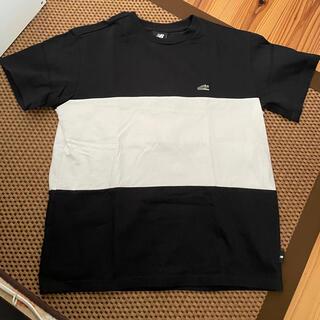 ニューバランス(New Balance)のニューバランス 半袖Tシャツ(Tシャツ/カットソー(半袖/袖なし))