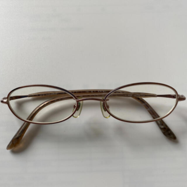U.P renoma(ユーピーレノマ)のU.P renoma メガネ レディースのファッション小物(サングラス/メガネ)の商品写真