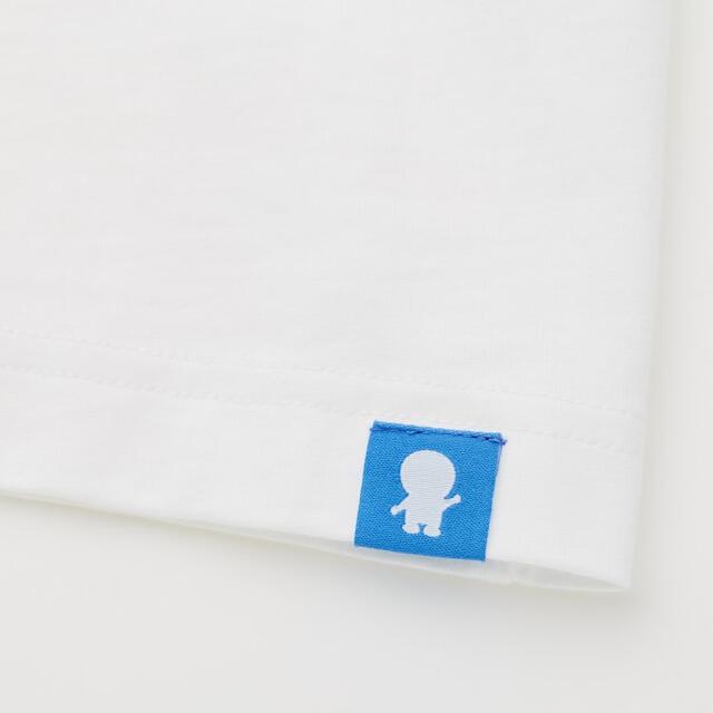 UNIQLO(ユニクロ)の【新品未使用】 ユニクロ  ドラえもん UT XLサイズ ホワイト メンズのトップス(Tシャツ/カットソー(半袖/袖なし))の商品写真