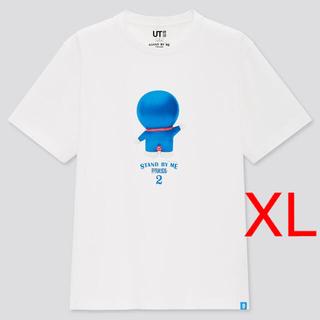 UNIQLO - 【新品未使用】 ユニクロ  ドラえもん UT XLサイズ ホワイト