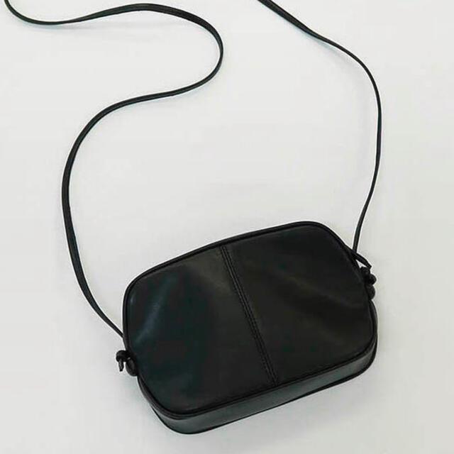 TODAYFUL(トゥデイフル)のtodayful eco leather shoulder bag レディースのバッグ(ショルダーバッグ)の商品写真