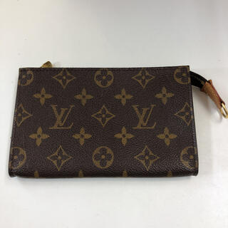 LOUIS VUITTON - LOUIS VUITTON モノグラム バケット ポーチ のみ