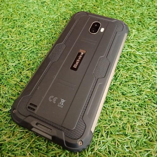Blackview BV5900 スマホ/家電/カメラのスマートフォン/携帯電話(スマートフォン本体)の商品写真