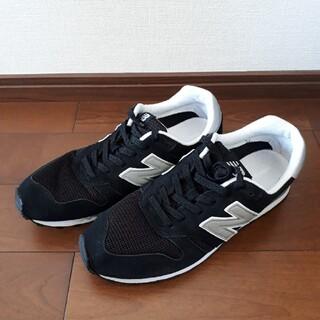 New Balance - ニューバランス スニーカー シューズ 靴 ブラック 27
