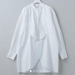 ビューティアンドユースユナイテッドアローズ(BEAUTY&YOUTH UNITED ARROWS)の6 ロク コットンドレスシャツ(シャツ/ブラウス(長袖/七分))