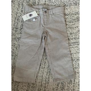 プチバトー(PETIT BATEAU)の☆新品未使用 プチバトー パンツ ズボン 81cm(パンツ)