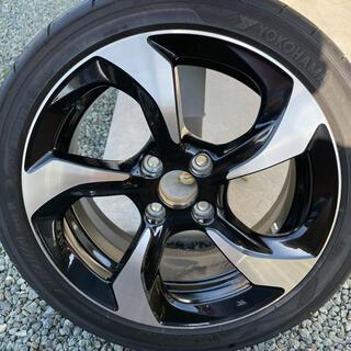 ホンダ(ホンダ)のS660純正ホイールとタイヤ(タイヤ・ホイールセット)