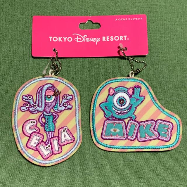 Disney(ディズニー)の539♡ぬいぐるみバッジセット エンタメ/ホビーのおもちゃ/ぬいぐるみ(キャラクターグッズ)の商品写真