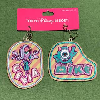 Disney - 539♡ぬいぐるみバッジセット