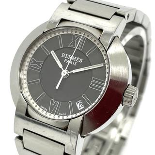 Hermes - エルメス N01.210 デイト ノマード レディース腕時計 オートクォーツ