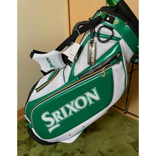 スリクソン(Srixon)のマスターズ優勝 松山英樹選手 スリクソン キャディバック  GGC-S170L(バッグ)