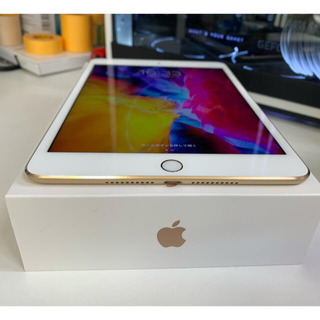 iPad - 【美品!コスパ最強】iPad mini4【第4世代】Wi-FiセルラーSIMフリ
