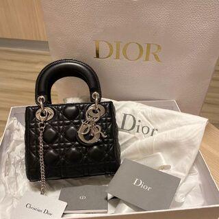 Dior - Dior ミニサイズですレディディオール ハンドバッグ