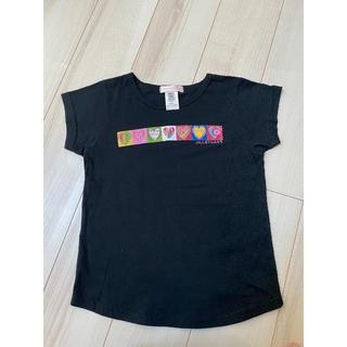 ジルスチュアート(JILLSTUART)のJILL STUART Tシャツ 黒 ラメ Sサイズ(Tシャツ(半袖/袖なし))
