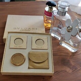 ブルガリ(BVLGARI)の香水4点セッ(香水(女性用))