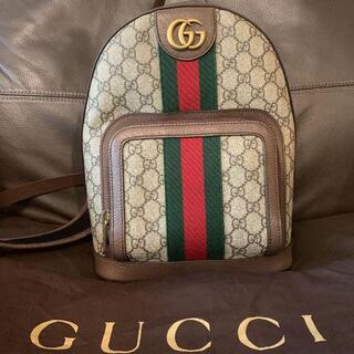 Gucci - GUCCI グッチ リュック バックパック 袋付き