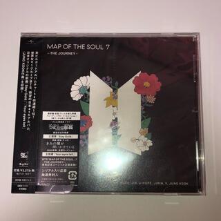 ボウダンショウネンダン(防弾少年団(BTS))のMAP OF THE SOUL 7 通常盤(K-POP/アジア)