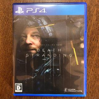 PlayStation4 - 【PS4】DEATH STRANDING