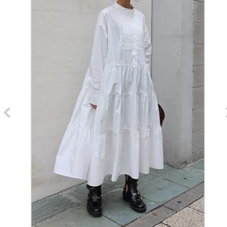 Ron Herman - マチャット*タキシードシャツドレス