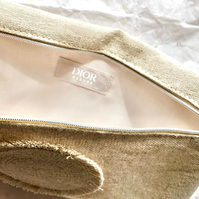 Christian Dior(クリスチャンディオール)の【限定品】ディオール★ポーチ レディースのファッション小物(ポーチ)の商品写真