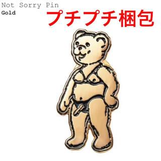 Supreme - 【即発送】Supreme Not Sorry Pin