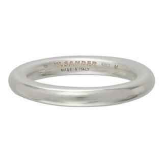 ジルサンダー(Jil Sander)のJILSANDER シルバーリング(リング(指輪))