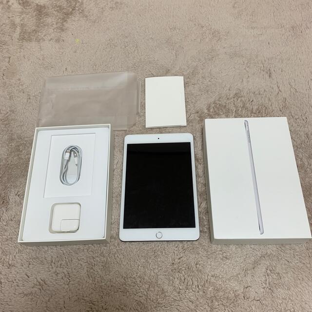 iPad(アイパッド)のアップル iPad mini4 Wi-Fi +Cellular 16GB スマホ/家電/カメラのPC/タブレット(タブレット)の商品写真