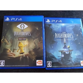 PlayStation4 - リトルナイトメア セット
