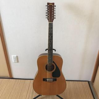 YAMAHA 12弦 アコースティックギター(アコースティックギター)