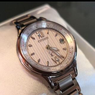 CITIZEN - シチズン クロスシー XC ESPRIQUEコラボ時計