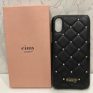 エイミーイストワール(eimy istoire)のエイミーイストワール iPhoneXケース  eimy istoire(iPhoneケース)