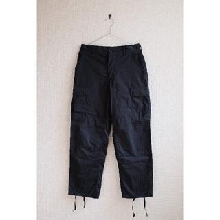 エンジニアードガーメンツ(Engineered Garments)のデッドストック 90年代  BDU Black357 カーゴパンツ s/s (ワークパンツ/カーゴパンツ)