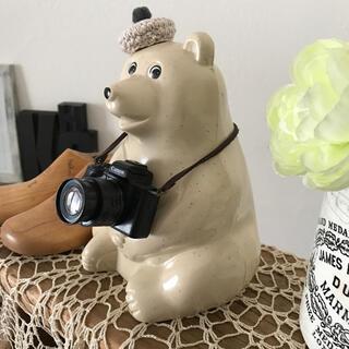 ミニチュア カメラ / ブラック(アクセサリータイプ)(その他)