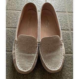 プールサイド(POOL SIDE)の【中古】PS POOL SIDE プールサイド フラットシューズ(ローファー/革靴)